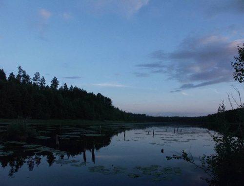 Лячерка озеро