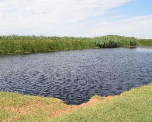 Малая Чада озеро