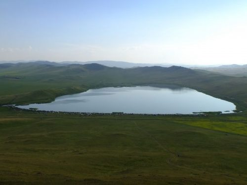 Матарак озеро