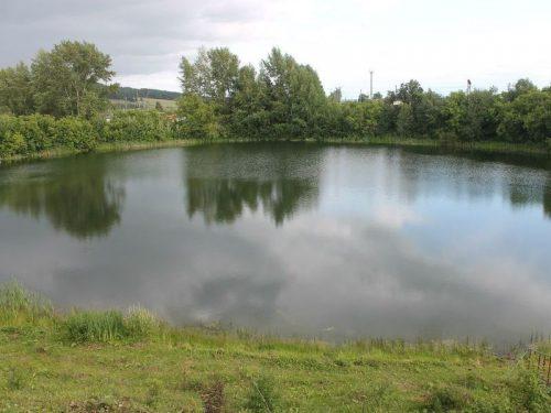 Молебное озеро
