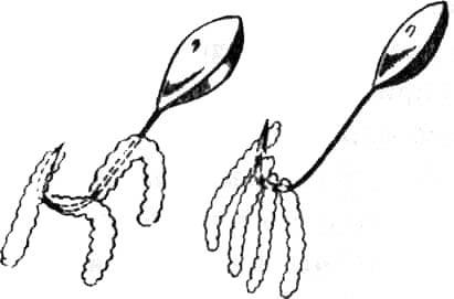 Ловля леща на мормышку - насадка мотыля