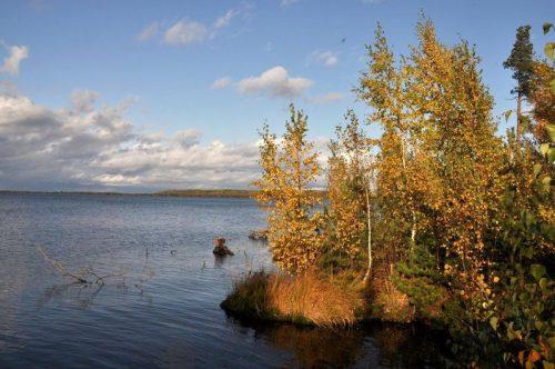 Мочалище озеро