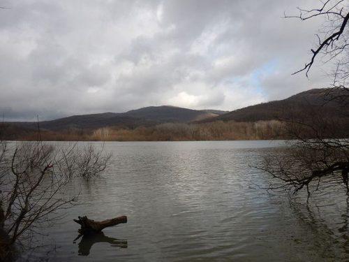 Неберджаевское водохранилище