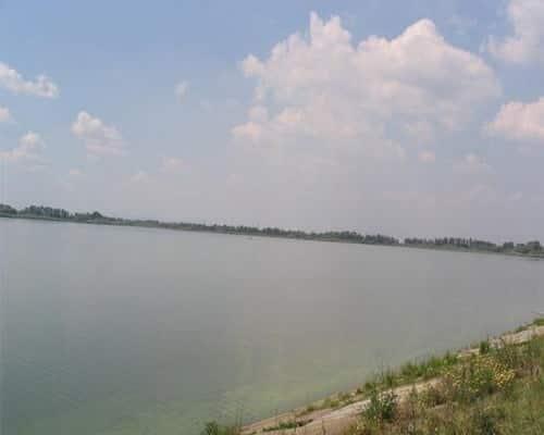 Октябрьское водохранилище