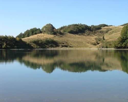 Шапсугское водохранилище