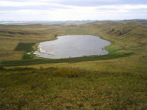 Шунет озеро