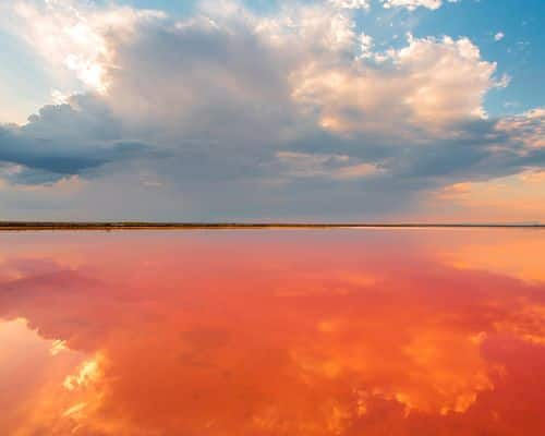 Сасык-Сиваш озеро