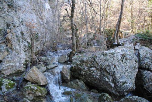 Сухая речка