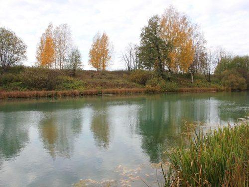 Светлое озеро