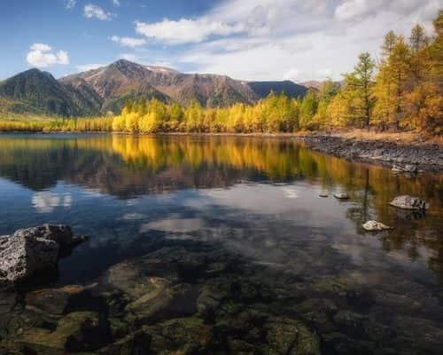 Таглей озеро