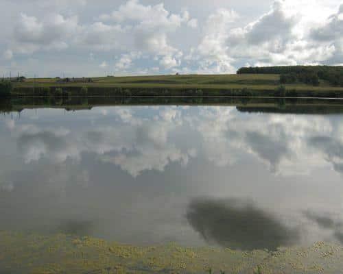 Тени-озеро