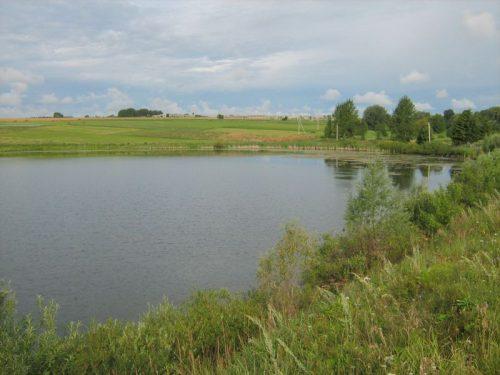 Тени озеро