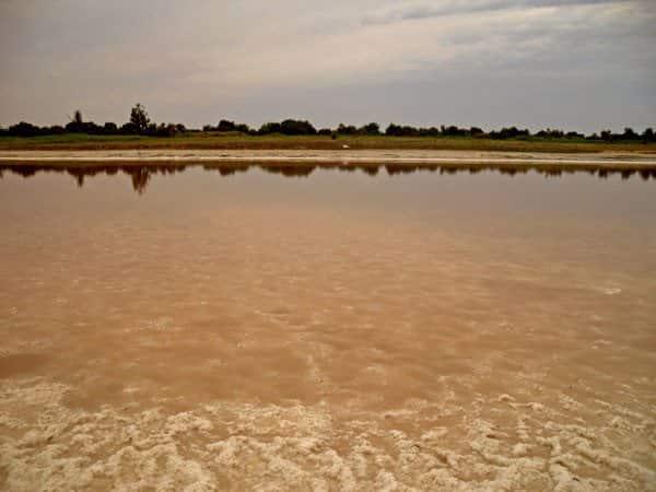 Тинаки озеро