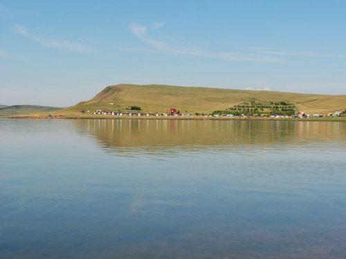 Тус озеро