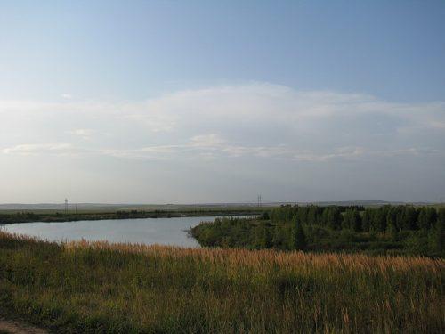 Юртушинское озеро