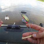 Видео о ловле леща