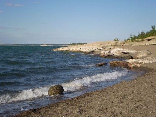 Шалкар-Ега-Кара озеро
