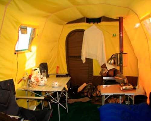 Палатки для зимней рыбалки: назначение, виды и требования по выбору
