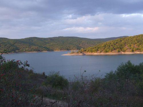 Загорское водохранилище
