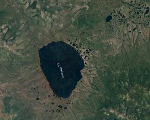Озеро Чистое (Магаданская область)