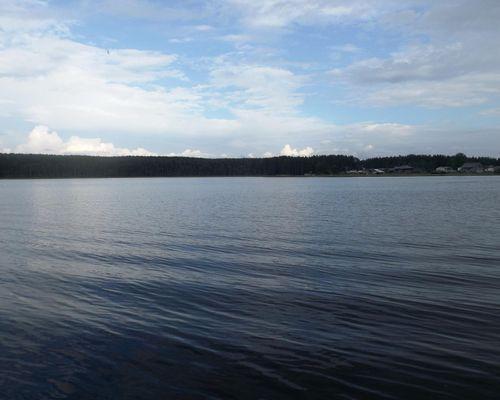 Большое Княспинское озеро