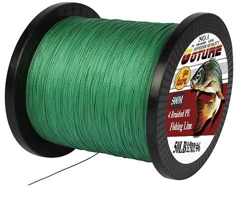 Плетеная леска (шнур) для ультралайта