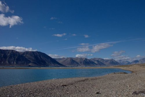 Истихед озеро