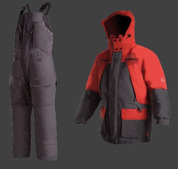 Зимние куртки для рыбалки и охоты