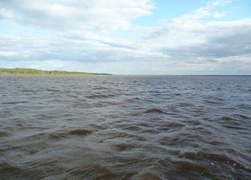 Пелымский Туман озеро