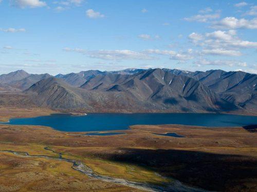 Раучувагыткын озеро