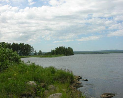 Таватуй озеро