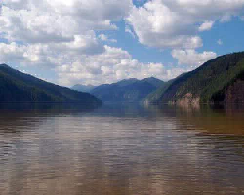Агульское озеро