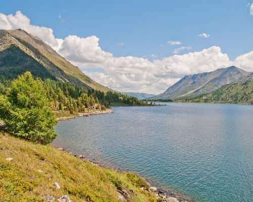 Алахинское озеро