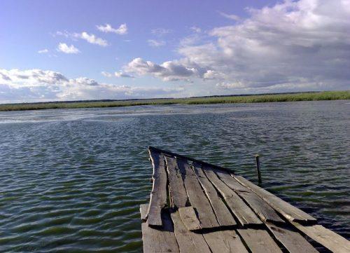Альменколь озеро