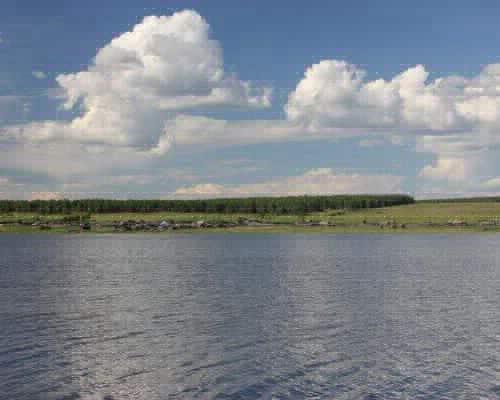 Аляты озеро