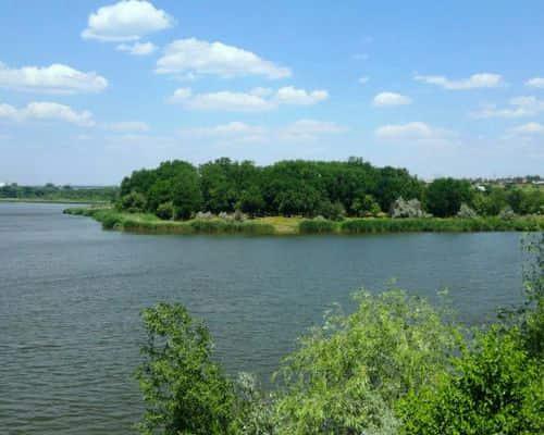 Артёмовское водохранилище