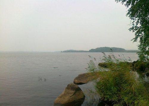 Аятское водохранилище