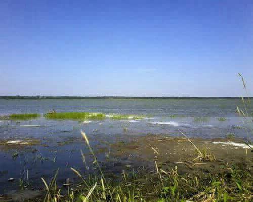 Бахматовское озеро