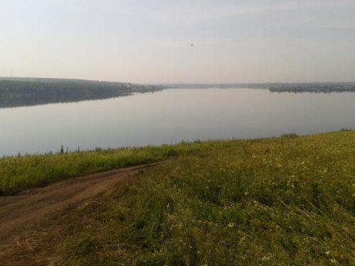 Беловское водохранилище