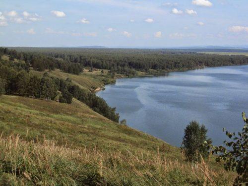 Берчикуль озеро