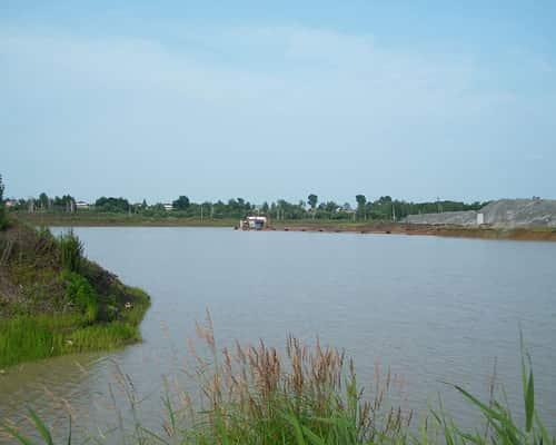 Озеро Благодатное (Хабаровский край)