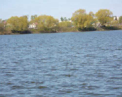 Большое Островное озеро