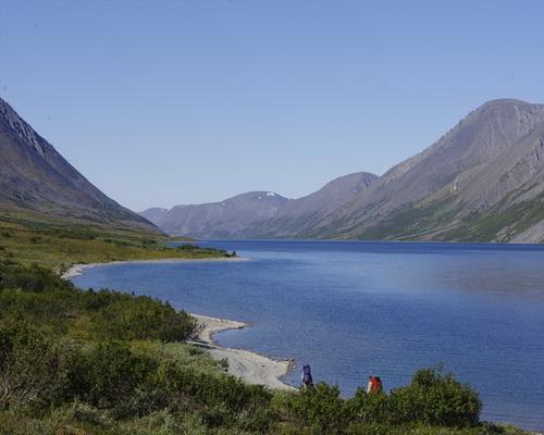 Озеро Большое Щучье (Ямало-Ненецкий АО)