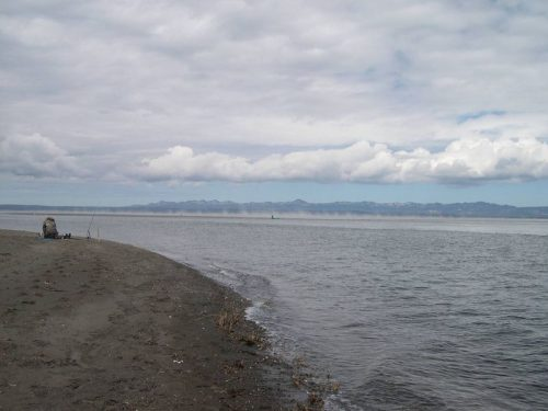 Буссе озеро