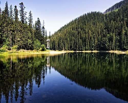 Озеро Бустах