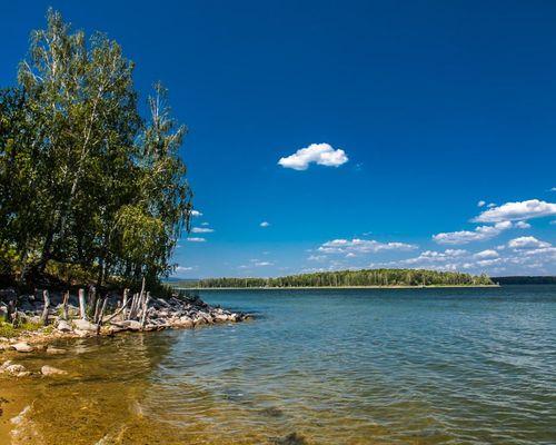 Чебаркуль озеро