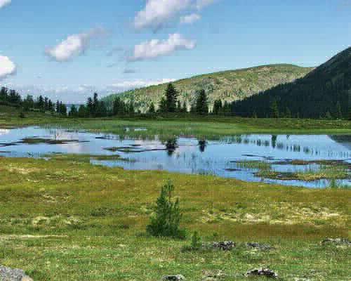 Чёртово озеро (Иркутская область)
