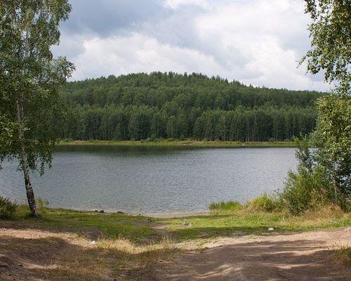 Долгобродское водохранилище