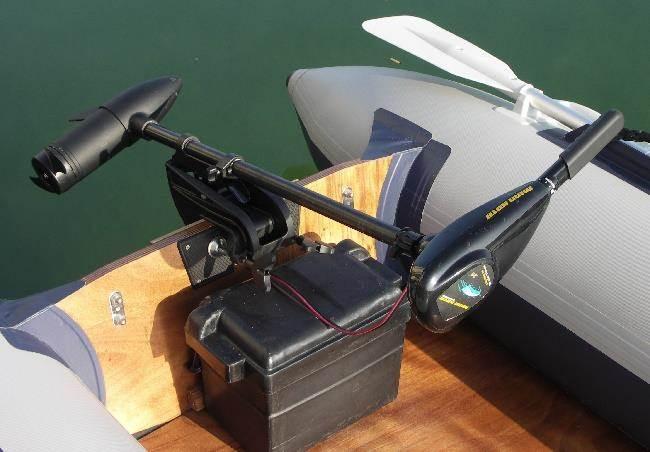 Электромоторы для лодок что лучше