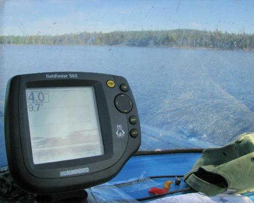 Обзор эхолотов для рыбалки